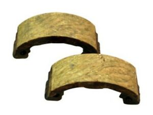 Set Of Two Brake Shoe For Kubota B7100 B4200 B1550 B6100 B7200 B5100 B1750 B6200