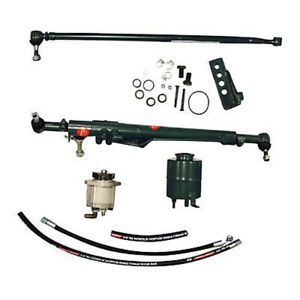 Fd100 New Power Steering Conversion Kit For Ford New Holland Tractor 4000 4600