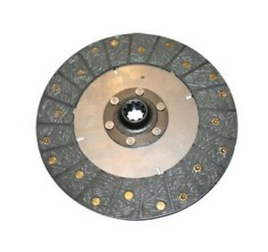 100687as New 10 Clutch Friction Disc For Oliver White Tractors 55 550 2 44