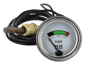 10a2794 Water Temperature Gauge For Mpl Moline Tractor Models G R Rt U Z Za