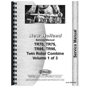 New Holland Tr75 Combine Rotor Service Manual