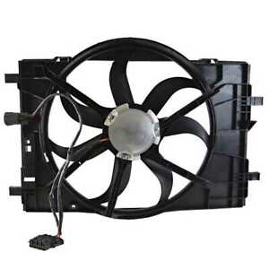 New Radiator Cooling Fan Assembly Fits Ford Fusion Lincoln Zephyr Mercury Milan