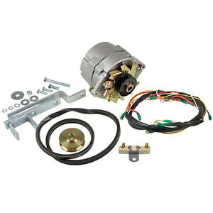 Naa10300alt Ford New Holland Tractor Naa Jubilee New Alternator Conversion Kit