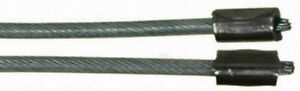Parking Brake Cable Rear Right Acdelco Pro Durastop Fits 84 87 Pontiac Fiero