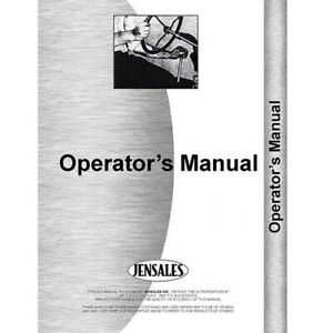 Operator Manual For Caterpillar 660 Tractor Scraper sn 18g1 Up