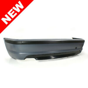 99 05 Bmw E46 3 series 4dr Sedan M tech Ii Style Rear Bumper