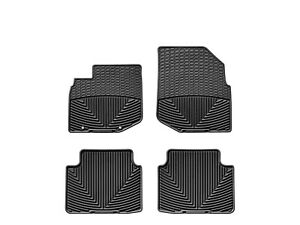 Weathertech All Weather Floor Mats For 2009 2013 Honda Fit Black