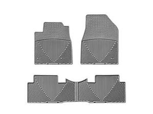 Weathertech All Weather Floor Mats For Honda Pilot 2009 2015 Grey