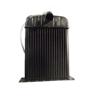 Radiator 351878r92 For International Farmall Tractor Cub Cub Lo boy Lowboy Loboy