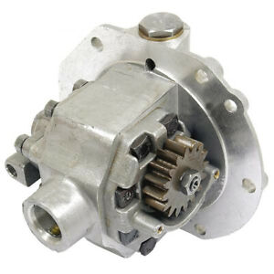 Hydraulic Pump Ford New Holland Tractor 2000 3000 4000 D0nn600f