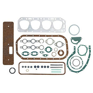 New Complete Engine Overhaul Gasket Set 600 For Ford new Holland 500 Series 4cyl