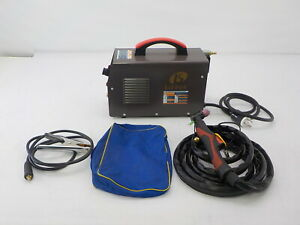 Lotos Ltp5000d 50amp Non touch Pilot Arc Plasma Cutter Brown