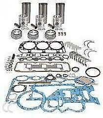 Massey Ferguson Engine Overhaul Kit 3 152 3 Cyl Diesel 231 250