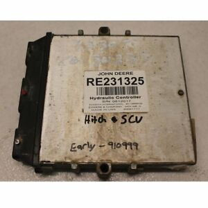 Used Hitch Scv Control Unit John Deere 7630 8130 8330 7730 8530 8230 8430