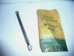 1955 1958 Lincoln Mercury Accelerator Rod To Transmission Nos Mg 9784 B