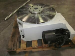 Weiss Tc700 Rotary Index Table w Dial 8 Position