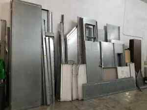 Used Col met 8550 np Auto Paint Booth Semi down Draft Without Plenum