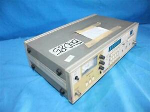 Panasonic Vp 8177a Vp8177a Fm am Signal Generator As Is