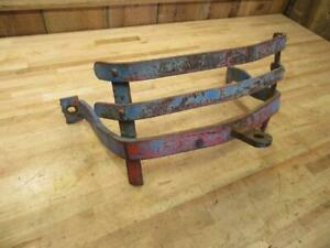 Used Ford 8n 9n 2n Tractor Front Grill Bumper Needs Work