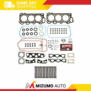 Head Gasket Bolts Set Fit 08 17 Acura Rdx Tl Tsx Honda Accord 3 5 J35y1 J35a7