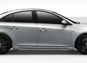 Duraflex Concept X Side Skirts Body Kit For 11 15 Chevrolet Cruze