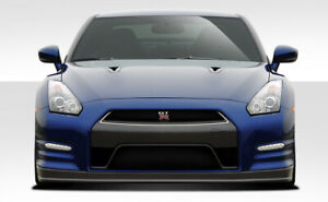 Duraflex Facelift Oem Look Front Bumper Body Kit For 09 16 Gt R R35