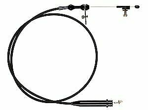Lokar Xkd 2400ht Gm Th400 Stainless Steel Kickdown Cable Kit