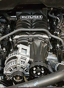 Roush Performance 421246 Phase 1 Supercharger Kit 2011 14 Ford F 150 6 2l R2300