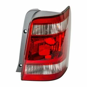 Tyc 11 6261 01 1 Right Side Tail Light Assembly Ford Escape Fo2801210