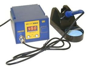 Digital Soldering Station 50w Solder Iron Diy Repair