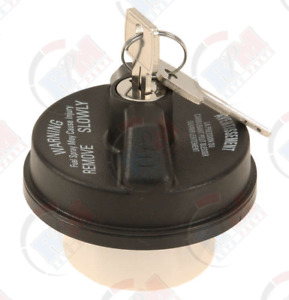 Gas Cap Locking For Fuel Tank With Keys 10508 For Jeep