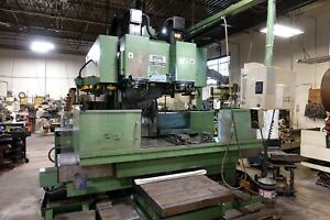 Matsuura Mc 11500v dc Vertical Machining Center With Tooling