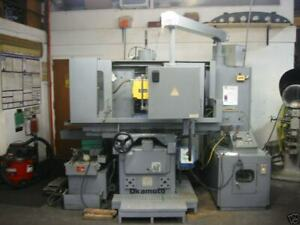 Okamoto Hyd Surface Grinder 8x20 With Fanuc