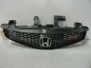2012 2013 Honda Civic Coupe S Front Grill Oem P 121 Ts9 A010 Ma