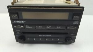 2005 2007 Nissan Pathfinder Bose 6 Cd Player Radio 28185 Ea420 Oem