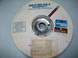 100 Ft Roll Brand rex 25 Conductor 28 Guage Ribbon Cable