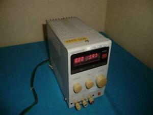 Kenwood Pa36 1 2a Regulated Dc Power Supply