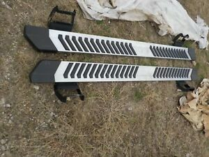 Factory 2018 Ford F150 Running Boards Nerf Bars Steps 2016 2017 2015