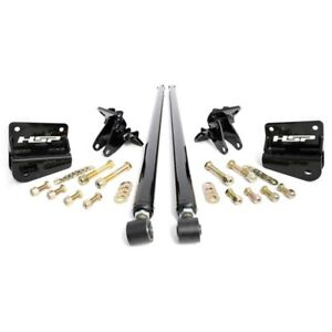Hsp 70 Bold On Traction Bars 2001 10 Gmc Chevy 2500 3500 Extended Cab Short Bed