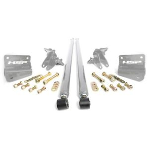 Hsp 70 Bolt On Traction Bars For 2011 2016 Gmc Chevy Extended Cab Short Bed