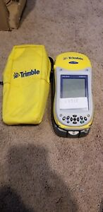 Trimble Geoxh 2005 Handheld Gps Unit With Charger Dock