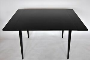 Mid Century Dining Table W Two Leaves By Paul Mccobb