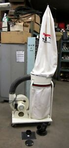 Jet Equipment 1 5 Hp Dust Collector Model Dc 1100 Single Phase 115 Volt Unused