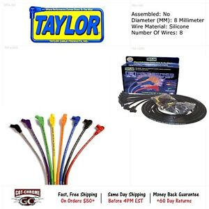 73051 Taylor Cable Products Universal Spark Plug Wire Set