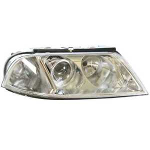 Right Head Lamp Assembly Without Bulb For 01 02 2003 2004 2005 Volkswagen Passat
