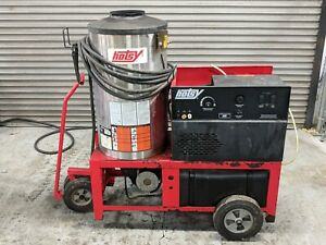 Hotsy Hot Water Pressure Washer