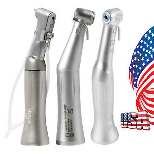 Nsk Style Dental 20 1 Implant Contra Angle Handpiece Low Speed Latch push Sg Usa