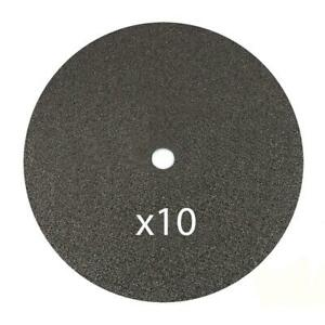 10 Pack 14 X 1 8 X 1 Chop Saw Blade Metal Stainless Steel Cutting Disc
