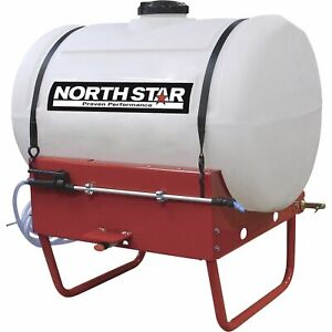 Northstar 3 pt Broadcast And Spot Sprayer 55 Gallon 2 2 Gpm 12 Volt