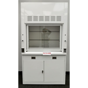4 Laboratory Chemical Fume Hood With Work Surface Base Cabinet New